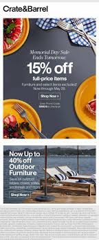 Crate & Barrel Coupons - 15% Off At Crate & Barrel, Or ... Pottery Barn Fniture Shipping Coupon 4 Corner Fingerboards Coupon Code Crate Barrel Coupons Doki Coupons Hello Subscription And Barrel Code 2013 How To Use Promo Codes For Crateandbarrelcom Black Friday 2019 Ad Sale Deals Blacker And Discount With Promotional Emails 33 Examples Ideas Best Practices Asian Chef Mt Laurel Taylor Swift Shop Promo Codes Crateand 15 Off 2018 Galaxy S4 O2 Contract