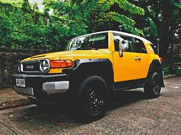 TOYOTA FJ CRUISER TRD — New Cars For Sale Philippines 2018 | Carmudi ...