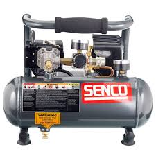 Senco 1 Gal 1 2 HP Portable Electric Air pressor PC1010 The