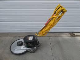 Ewbank Floor Polisher With Gloss Floor Polish by Electric Floor Buffer Ebay