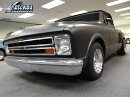 1968 Chevrolet C10   Gateway Classic Cars   96-DET 1968 Chevy Shortbed Pickup C10 Pick Up Truck 454 700r4 4 Speed Auto Lowered Chevy 50th Anniversary Pickup Muscle Truck Like Gmc Hot Rod Spuds Garage Short Bed Restomod For Sale Patina Trick N Rod Chevrolet Stepside Fully Restored Clean Az For 1967 1969 C K 1970 1971 1972 Trucksncars C50 Dump Truck Has Remained In The Family Classic Work Smart And Let The Aftermarket Simplify