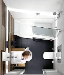 duschen und baden mit schiebetür