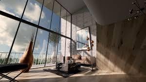 100 Modern Loft Interior Design Living Room Interior 3D Model 3D Model