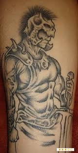 Best Tribal Tattoos Meaning Warrior