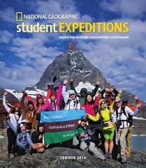 2018 National Geographic Student Expeditions Catalog By