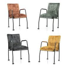 meggy 1 stuhlsessel auf rollen 4 farben