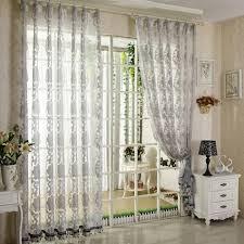 gardinen für wohnzimmer eine durchsichtige dekoration