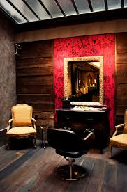 Another Example Of That Red Wallpaper/stencil Treatment | Beauty ... Best 25 Hair Salons Ideas On Pinterest Salon Salons Interior Design Home Decoration 21 Ideas Nail 2 Creative Salon Decorating Youtube Reveal Courts Facebook Coloring Haircuts Montage Campbell Ca More Than You Ever Wanted To Know About Athome Curbed House Of Lords Hair Design Opened In Toronto In1969 The Original Barber Shop Layout Beauty Decorating Imanada Modern Room