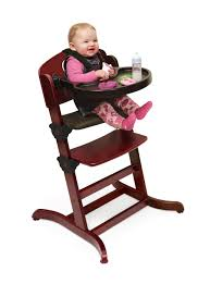 Evolve Wood High Chair With Tray | OJCommerce Awesome Counter High Chair Baby Kitchen Island With Stools Ikea Of Height For Childrens Infant Interactive Play Step Stool Etsy Space Saver Safety First Best Table Chairs White Feeding Booster Seat Luxury Wooden Director Bar Adaptable Eating Family Cluding Father Two Girls And A Baby In Highchair Sitting World Market Fniture Pink Breakfast Nerd Replica Travel Gear For Babies Toddlers Savvy Sassy Moms