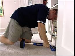 how to install carpet over hardwood flooring how tos diy