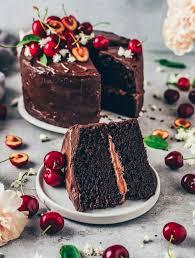 Glutenfreier Kuchen Rezept Ohne Nã Sse Zucchini Schokoladenkuchen Rezept Vegan Einfach