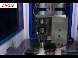 led l automation assembly line