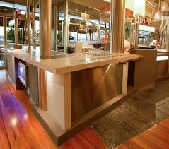 Bar Top And Wall Cladding