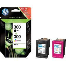 HP 300 Tri Colour Original Ink Cartridge