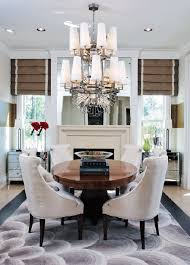 Dining Rooms With Fireplaces