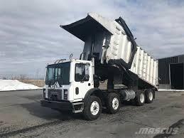100 Mack Dump Trucks DUMP TRUCK_truck Tractor Units Year Of Mnftr 2007 Pre Owned