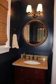 Guest Half Bathroom Decorating Ideas by Dark Half Bathroom Brightpulse Us