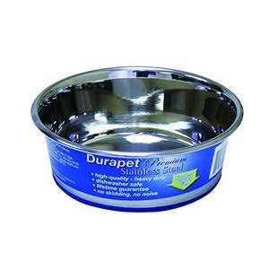 Our Pets Durapet Dog Bowl - Stainless Steel