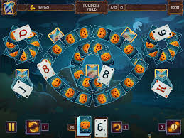 Halloween Brain Teasers by Solitaire Game Halloween 2 Game Free Download
