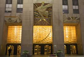 Rockefeller Center Christmas Tree Fun Facts by Raymond Hood The 30 Rock Architect Of New York