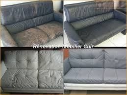 renovation cuir canapé renovation canapé simili cuir meilleurs produits rock villect