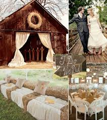 Incredible Country Style Wedding Decorations Decoration