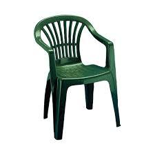 chaise jardin plastique fauteuil de jardin altea vert 472679 progarden home boulevard