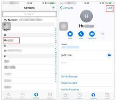 How To Create A Contact Group iPhone 7 Plus 3uTools