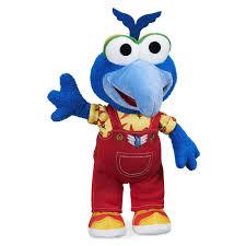 Gonzo Plush Muppet Babies Small Muppet Babies En 2019