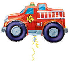 Amazon.com: Fire Trucks Jumbo 33