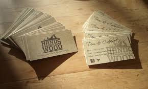 Business Cards Arrived Woodworking Talk Woodworkers Forum
