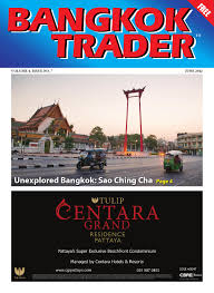 Bangkok Trader – Volume 6 Issue 7 – June 2012 by Mango Mango Ltd