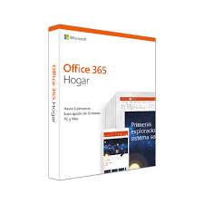 MICROSOFT OFFICE 365 HOME 6 USUARIOS 12 MESES