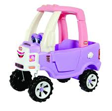100 Truck Cozy Coupe Little Tikes Princess RideOn Walmartcom