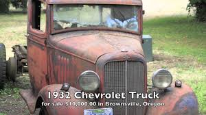 100 1932 Chevy Truck For Sale Chevrolet LB Productions YouTube