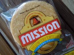 ission cuisine 2 baked tortilla chips nachos nutmeg notebook