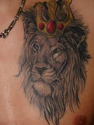 Leo Tattoos For Men