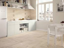 Kitchen Flooring Ash Laminate Wood Look Best Floor For High Gloss Wirebrushed Dark Square