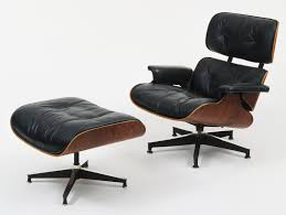 Charles Eames, Ray Eames. Lounge Chair And Ottoman. 1956 | MoMA Two Vintage Eames Lounge Chairs And Ottomans Ottomen In Alinum Group Alugroup Chair By Ch R For Herman Miller Table Chair Ding Room Antique Vintage Clothing Europe Rosewood Lounge Ottoman At 1stdibs Fritz Hansen Wing Cushion Dark Charles Ray Eames Stool From Excellent Original Brazilian Vitra An Fabric Really Fauteuil Rocking Chairs Chaise Longue