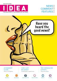 Idea Magazine November December 2016 By Evangelical Alliance