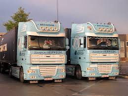 100 281 Truck Sales Belgium Transport Heirwegh Daf Ibericatruck Flickr