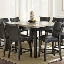 Crystal City Monarch Counter Height Table
