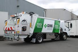 100 Rubbish Truck Are Electric Rubbish Trucks The Future Of Auckland And New Zealand