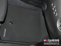 Aries Floor Mats Black by Fiat 500 Floor Liners Front Only Black Fiat 500 Parts And