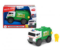 100 Toy Trash Truck Garbage Medium Action Series Action Series Brands