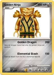 Pokemon Golden Ninja 1 1