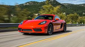 100 Porsche Truck Price 2018 718 Cayman Pricing Features Ratings And Reviews Edmunds