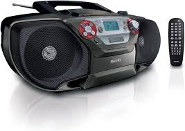 Bedroom Boom Mp3 by Philips Az 5740 98 Mp3 Dvd Cd Player Amazon In Electronics