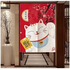 Schlafzimmer Vorhã Nge Style 8 Japanischer Türvorhang Noren Schlafzimmer