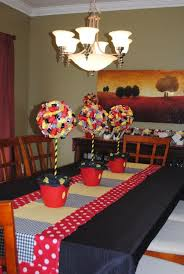 Mickey Mouse Centerpiece Ideas Birthday — Festcinetarapaca